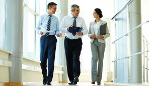 Business Managers with Management Consulting Skills