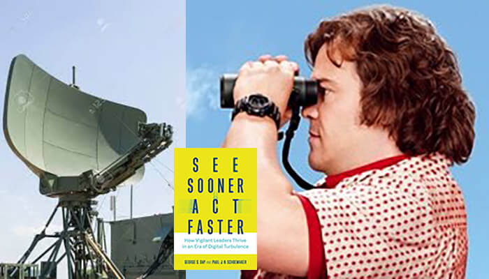 Book Cover for See Sooner Act Faster - Two Extremes